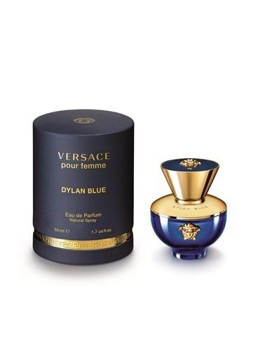 Versace Dylan Blue Edp 50 ml Kadın Parfüm Renksiz